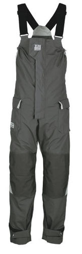 OFFSHORE HIG-FIT TROUSERS - Gray