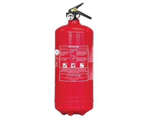 3KG ABC FIRE EXTINGUISHER  APPROVED
