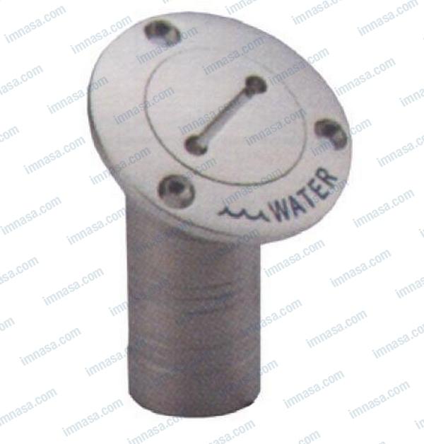 Gas stainless cap  Diesel Ø 50 mm