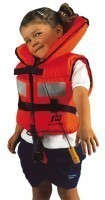 CHILDREN'S LIFEJACKETS 100 N