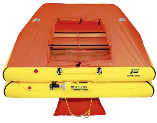 CRUISER LIFERAFTS (Valise)