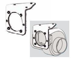 MONTING BRACKET - ELECTRIC BLOWER