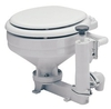 MANUAL TOILET PORCELAIN / PLASTIC