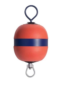 MOORING BUOY WITH ROD