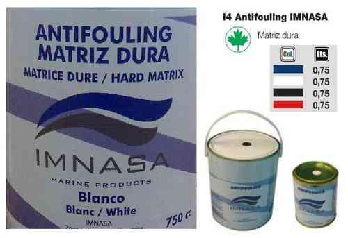 ANTIFOULING PAINT I4 - Hard matrix