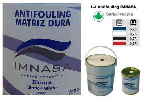 ANTIFOULING PAINT I3 - Sef-polishing