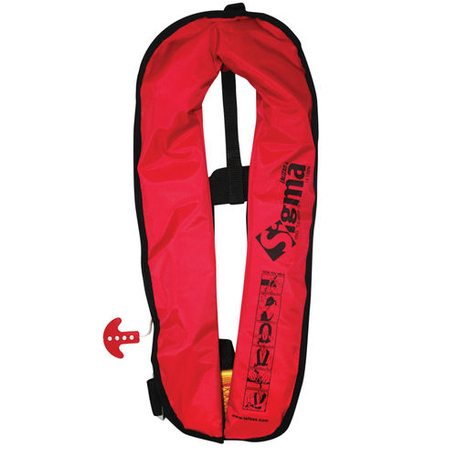 MANUAL LIFEJACKET SIGMA 170N