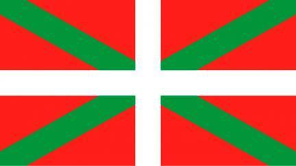BASQUE COUNTRY FLAG.