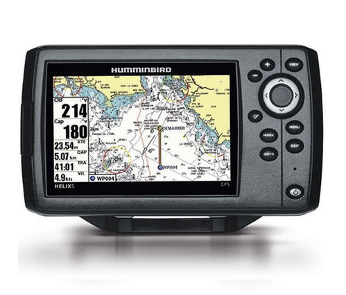 GPS PLOTTER HUMMINBIRD HELIX 5'' HD