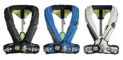 DECKVEST LIFEJACKET HARNESS. 170N