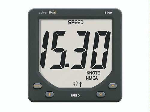 LOG-SPEEDOMETER SPEED S400 ADVANSEA