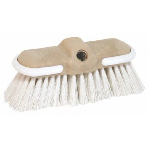 Boat Wash Brush Flow Thru Bi-Level Medium Bristle H 5cm