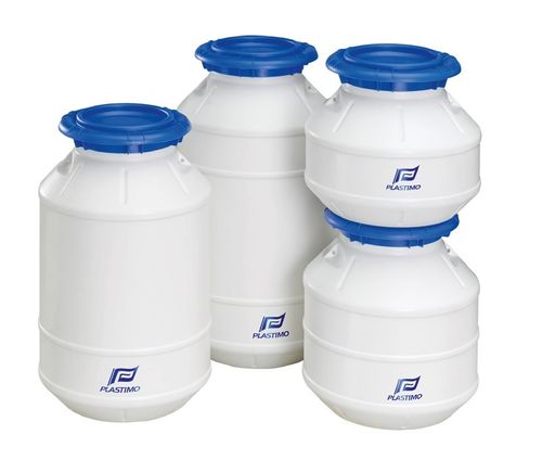 8 LITERS SEALED BIDON. PLASTIMO