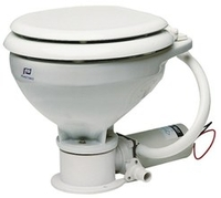WC ELECTRICO PORCELANA 12V (Bomba horizontal)