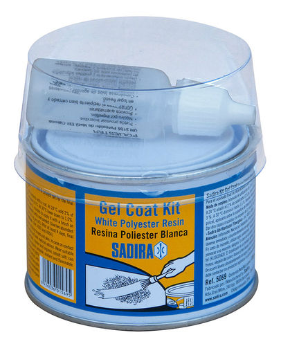 Sadira Kit Gel Coat 120 Grs