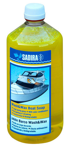 Sadira Wash and Wax Boat Soap